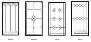 Comfortsmart Designer Window Glass