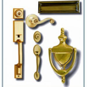 Amish door hardware choices, custom Amish doors mid and south east michigan