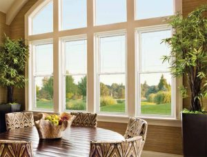 Double Hung Replacement WIndows by Alside at Thermal Shield Windows Michigan