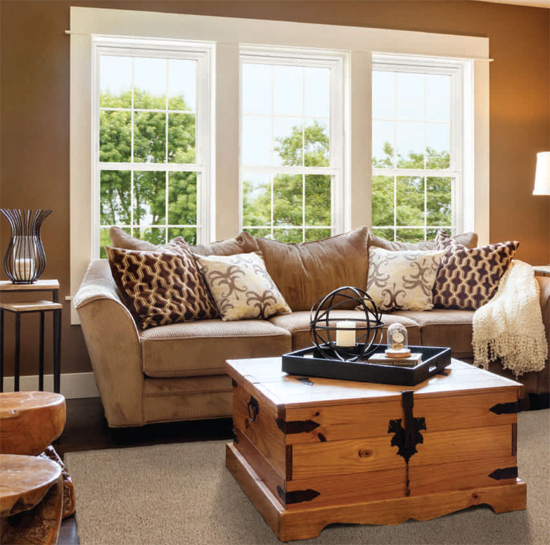 Double Hung Windows by Alside Brighton Michigan Window Company
