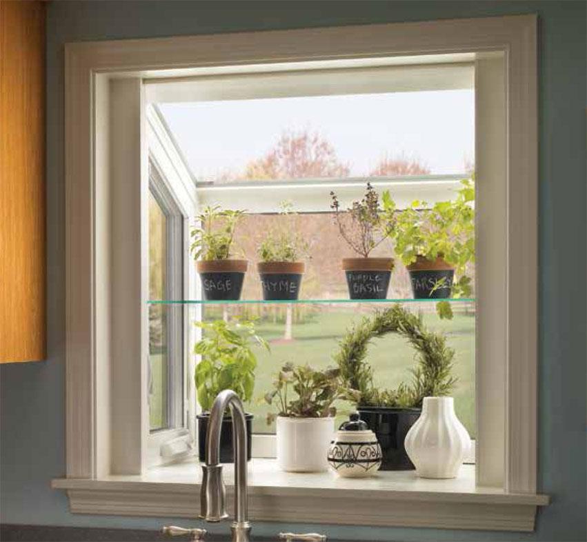 Garden Windows Installed in Michigan, Royal Oak, Troy, West Bloomfield