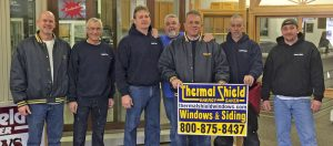 Thermal Shield Windows and Doors Installation Team