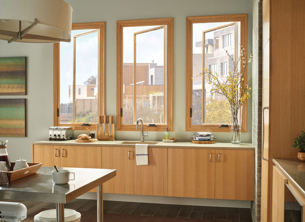 Anderson Replacement Windows >> Casement Windows
