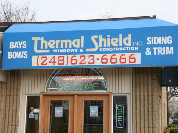 Thermal Shield Windows and Doors Waterford Michigan