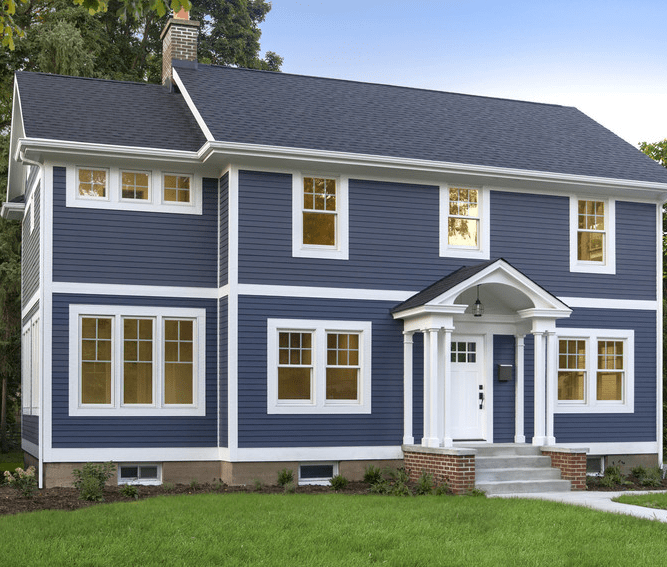 James Hardie Plank Siding Installation For Your Michigan