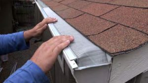 Michigan's Best Gutter Guard company, Easy on Gutter Guards