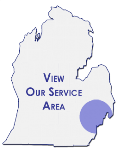 View Our Service Area