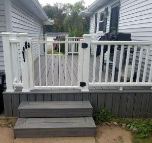 Trex Deck Builder Clarkston Michigan
