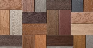 Trex Decking Color Selector