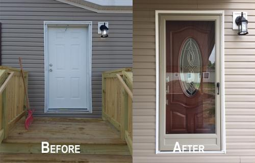 before-and-after-door-replacement